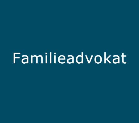 familieadvokat