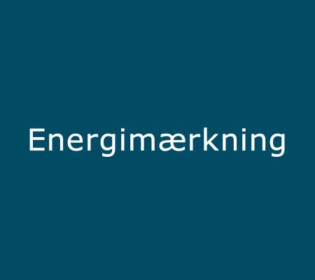 energimærkning af bolig