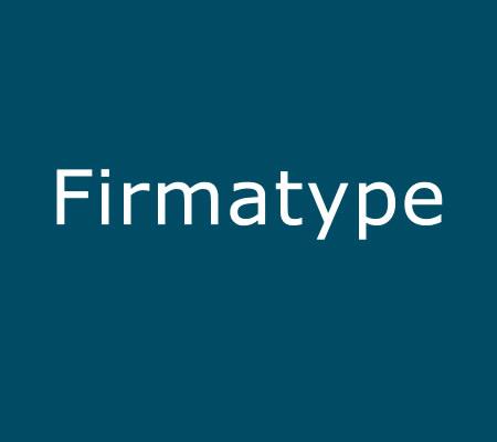firmatype